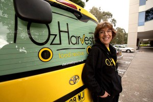 Ronni Kahn, CEO of Oz Harvest