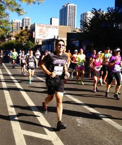 Bryan at Mile 11